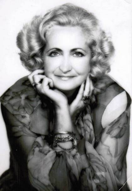 Irena Habrowska, połowa lat 70.