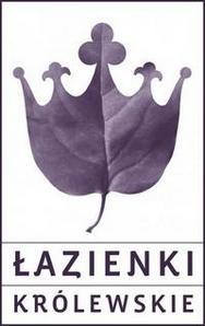 Łazienki, logo