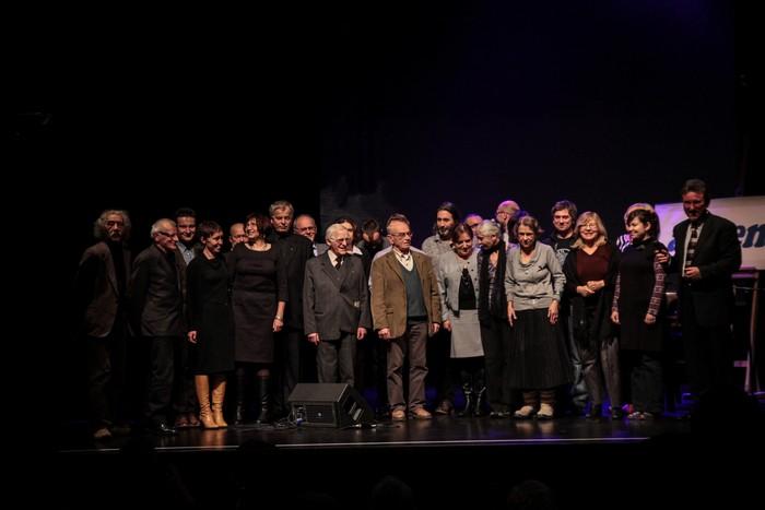 Lublin – miasto poetów, 28.11.2013 r. Fot. Kamil Kudyba