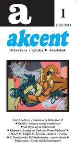 Akcent numer 1 (123) 2011