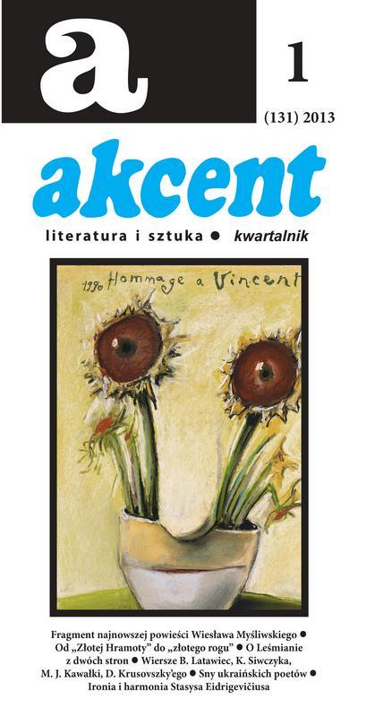 Akcent numer 1 (131) 2013