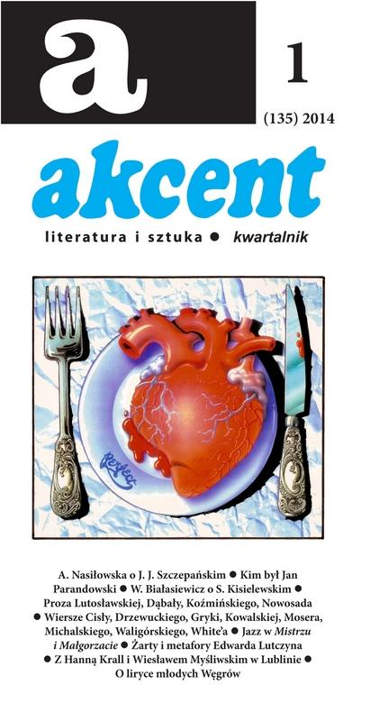 Akcent numer 1 (135) 2014