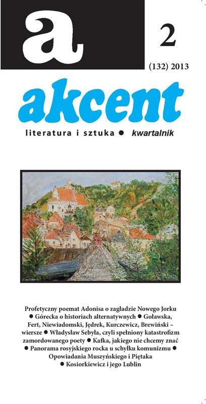 Akcent numer 2 (132) 2013