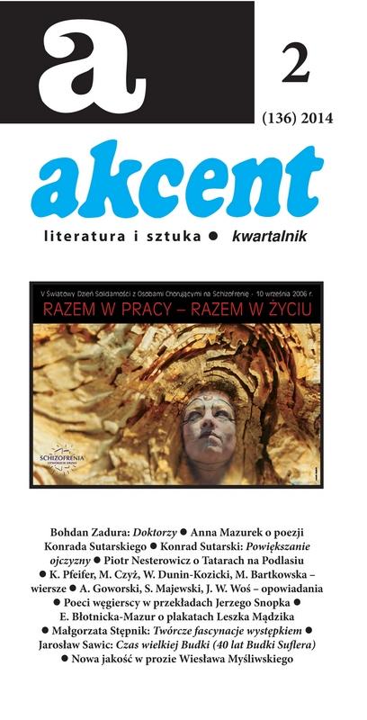 Akcent numer 2 (136) 2014
