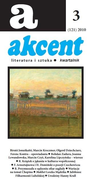 Akcent numer 3 (121) 2010