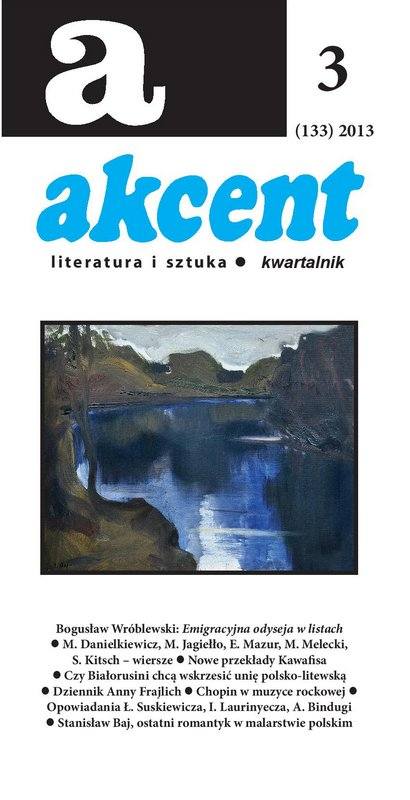 Akcent numer 3 (133) 2013