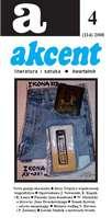Akcent numer 4  (114) 2008