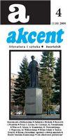 Akcent numer 4 (118) 2009