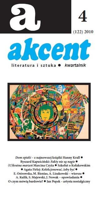 Akcent numer 4 (122) 2010