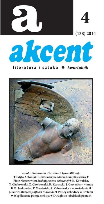 Akcent numer 4 (138) 2014