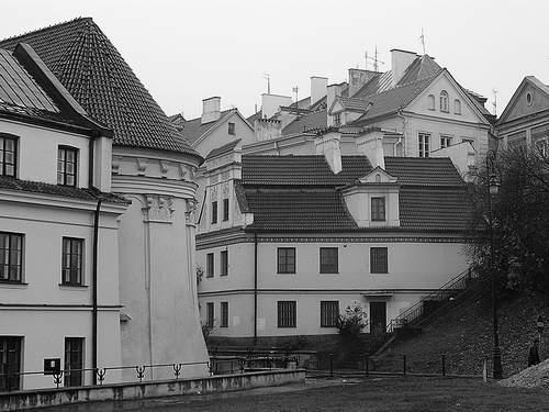 Fragment Starego Miasta. Fot. Ł. Marcińczuk