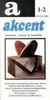 Akcent numer 1-2 (91-92) 2003