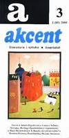 Akcent numer 3 (85) 2001