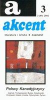 Akcent numer 3 (89) 2002