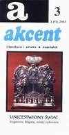 Akcent numer 3 (93) 2003