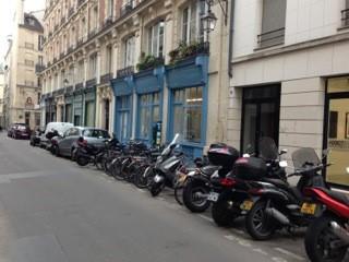 Atelier Kujawskich przy ulicy Torygny w Paryżu