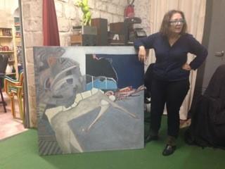 Ulubiony obraz Jerzego z namalowanych przez Lytfę