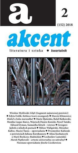 Akcent nr 2/2018