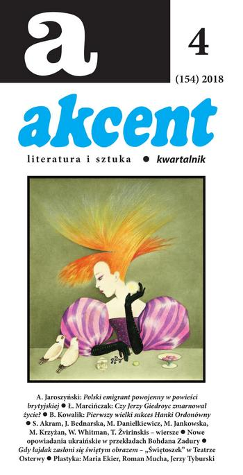 Akcent nr 4/2018