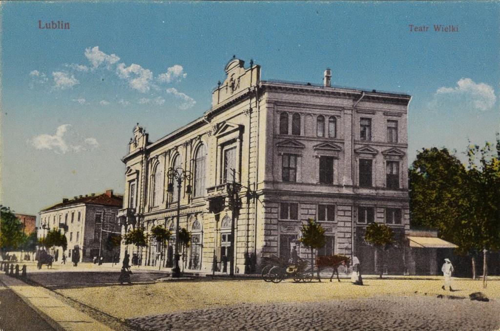Teatr Wielki, 1912-1916
