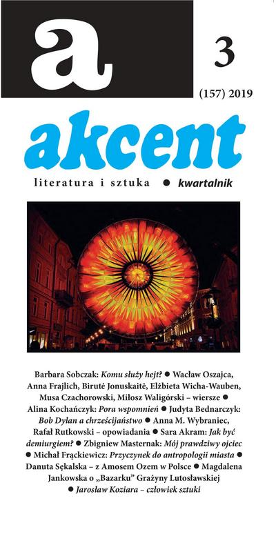 Akcent nr 3/2019