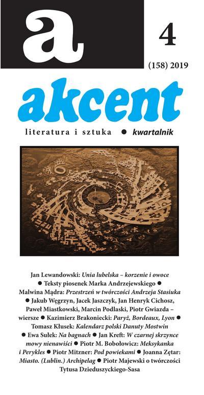 Akcent nr 4/2019