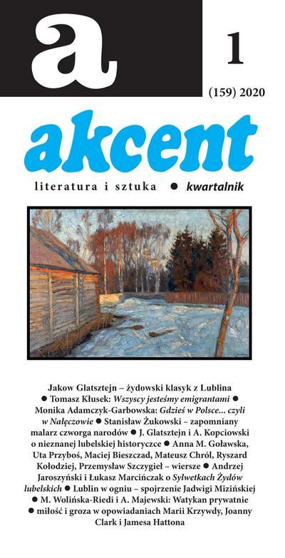 Akcent, numer 1/2020