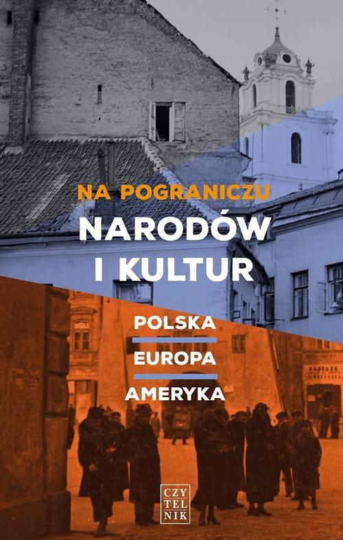 """Antologia """"Na pograniczu narodówi kultur"""""""