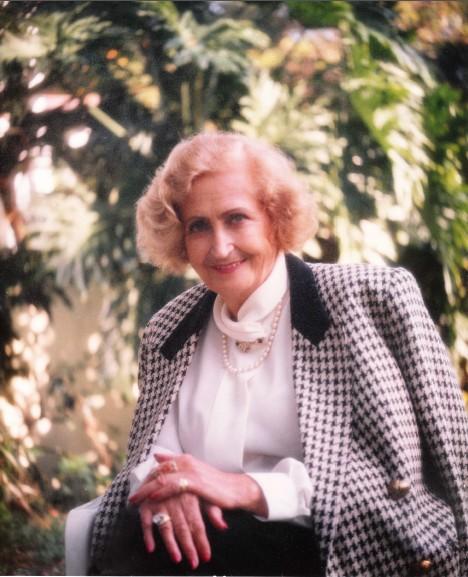 Irena Habrowska, zdjęcie współczesne